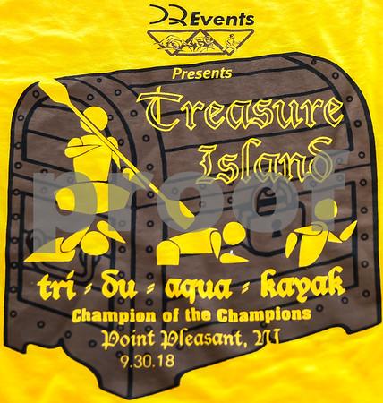Treasure Island Triathlon/Duathlon/Aqua/Kayak 093018