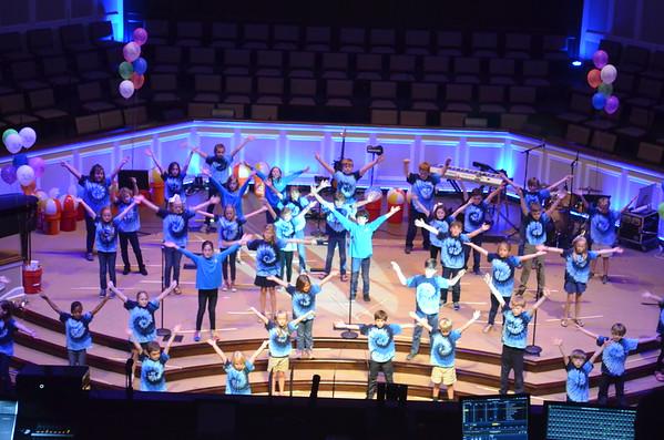 2018 Children's Choirs Spring Concert