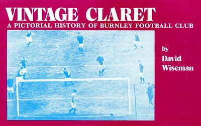 Burnley FC - Vintage Claret