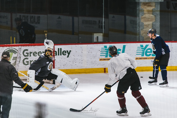 Vegas Golden Knights Practice, October 2018