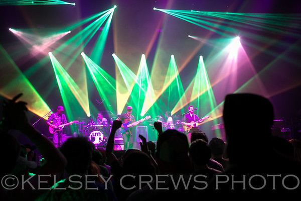 Umphrey's McGee at the Wiltern in Los Angeles