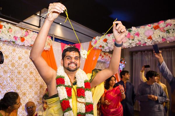 Vaishnavi Dileep Wedding