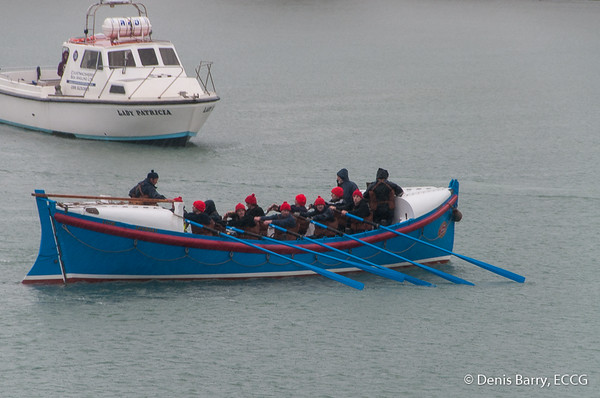 Lifeboat Shout Reenactment - 03/05/2015