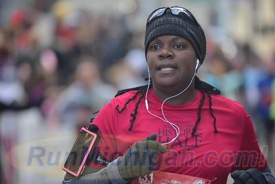 Marathon & Intl. Half Finish, Gallery 2 - 2015 Detroit Marathon