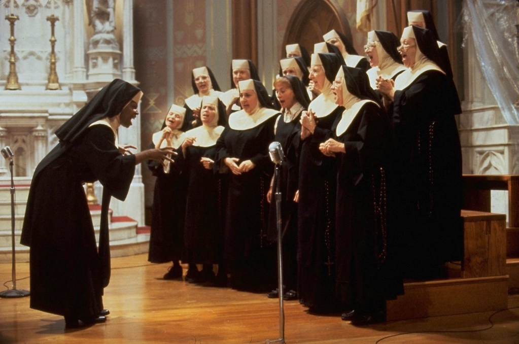 Disney to relaunch SISTER ACT, will it be a full-blown musical?