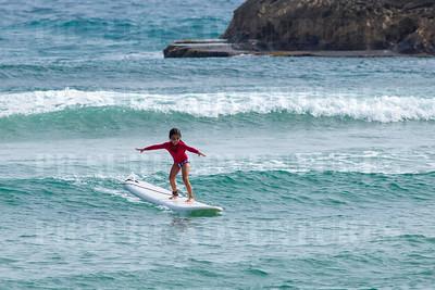 Gia Surf Lesson