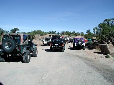 Trails Around Moab 2004