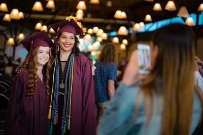 Flagstaff Arts & Leadership Academy 2018 Graduation