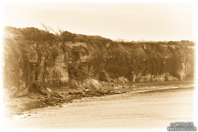 Cliffs of Normandy  2   Photography by Wayne Heim