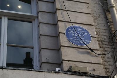 John Logie Baird 90 years