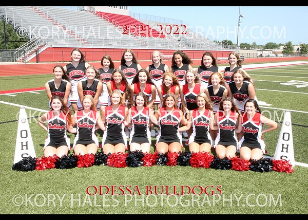 2021 OHS Cheerleading