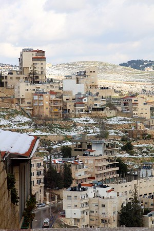 Images of the West Bank