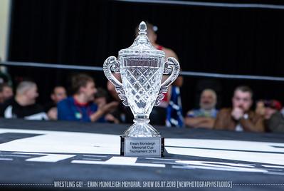Wrestling Go! - Ewan Monkleigh Memorial Show 06.07.2019