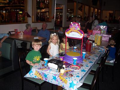 Emma's Birthday 2006