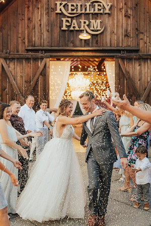 Kristen & Alex Wedding 8-1-21