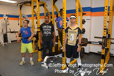 Hooks Weights WMHS, Photos by Jeffrey Vogt Photography