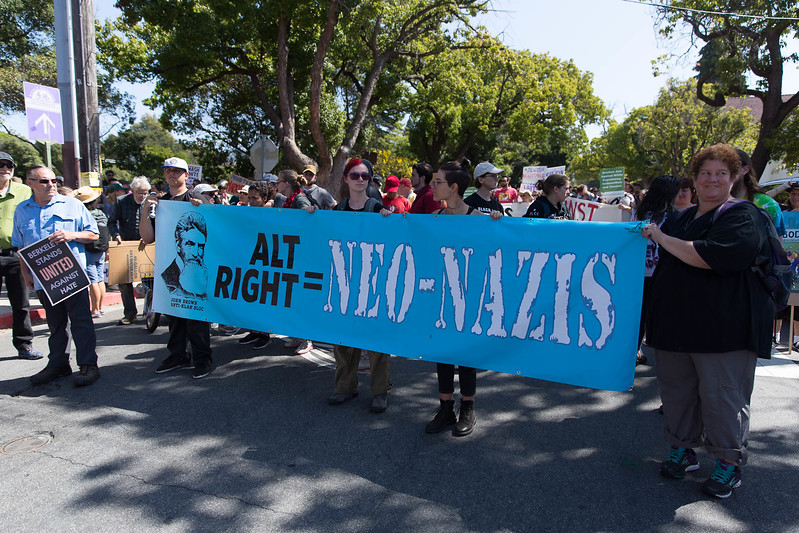 20170827 - 974C0410 -SURJ Bay Area Rally March BerkeleyAnti Facism 2017 - photographed by Sam Breach 2017 - 1080 short edge.jpg