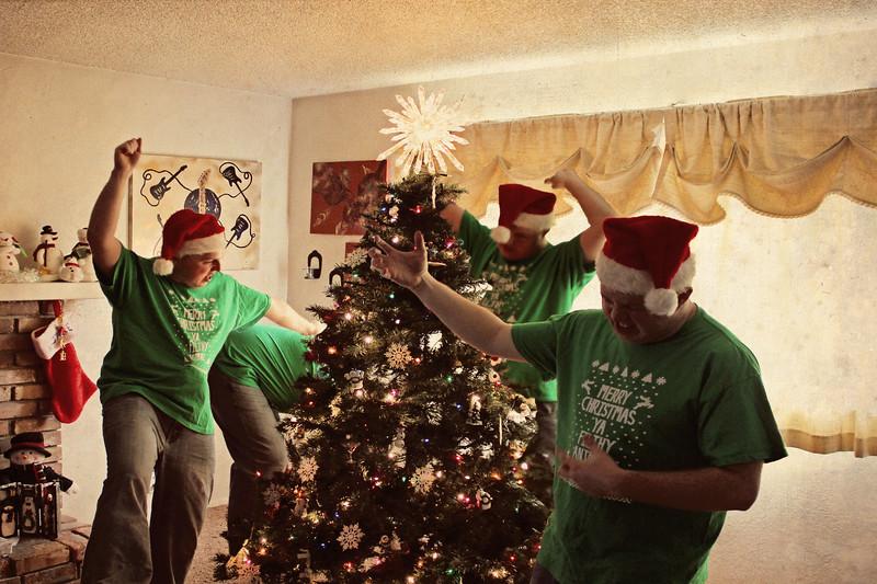 Rockin' Around The Christmas Tree..... 315/365 12/12/13