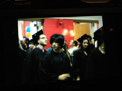 2012-05-18 Mike graduates from SUNY Purchase