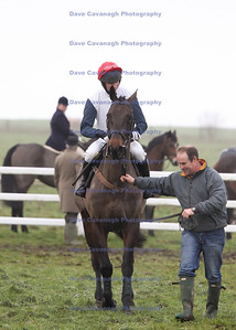 RA Hunt,  Point To Point Steeplechases