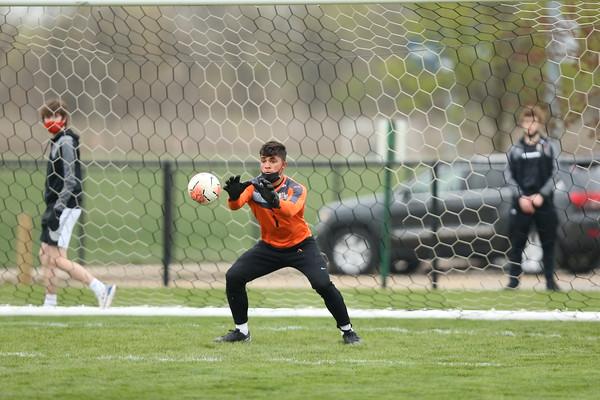 4/23/21 Ames @ RHS Boy's Varsity Soccer