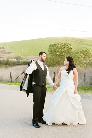 Daisy + James Married
