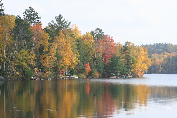 Day 6: Golden Lake - 3 October 2006
