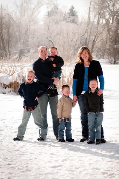 The Pendleton Family