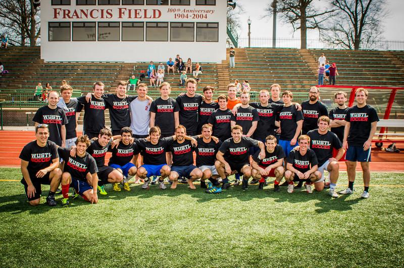 WUSTL Alumni Game 2014