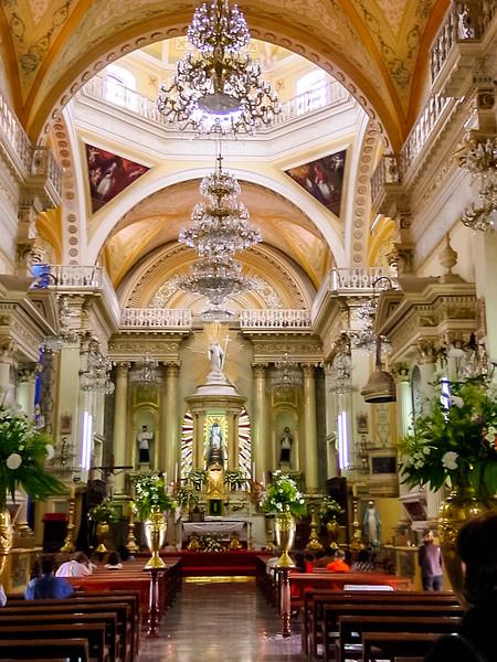 Guanajuato, June 2003 (Sony Mavica)