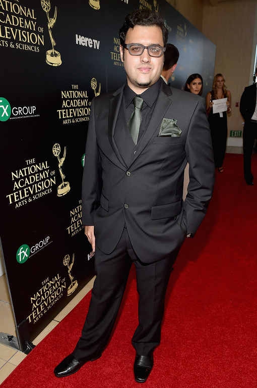. Producer Gregori J. Martin attends The 41st Annual Daytime Emmy Awards at The Beverly Hilton Hotel on June 22, 2014 in Beverly Hills, California.  (Photo by Alberto E. Rodriguez/Getty Images for NATAS)