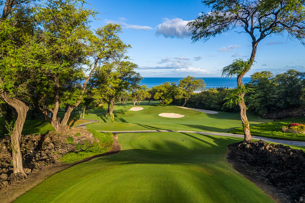 Wailea Golf Club - Emerald - Gold - Maui