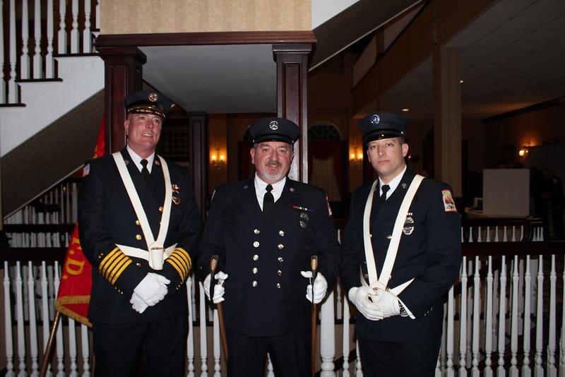 Holtsville Fire Department Installation Zaps 2/20/16