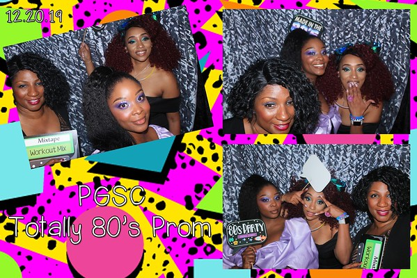 """PGSC """"Totally 80's Prom 2019"""""""