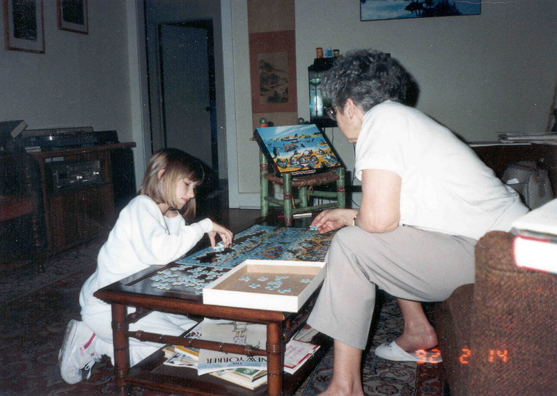 Ruth and Mandy doing puzzle.jpg
