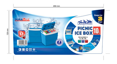 Picnic Ice Box 10L