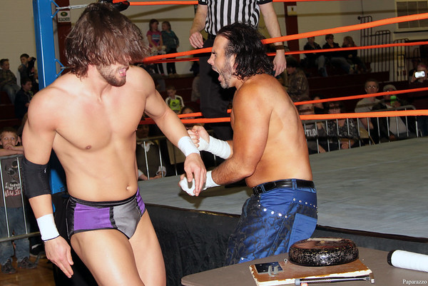 Northeast Wrestling: Livingston Manor, NY (Volume Three)