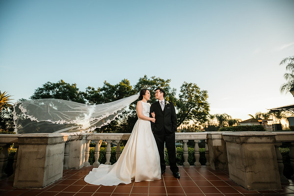 Cindy and Stephen | Muckenthaler Mansion |Fullerton Wedding Photography