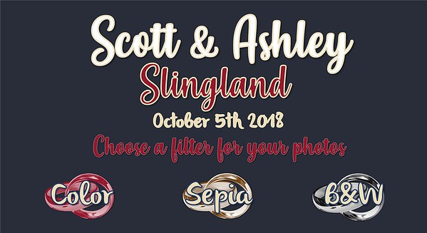 Scott and Ashley Slingland
