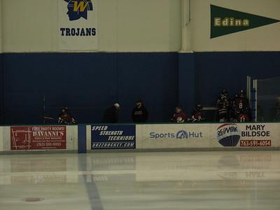2008 Hockey Coaching