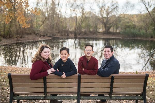 Richard Family - Fall 2019