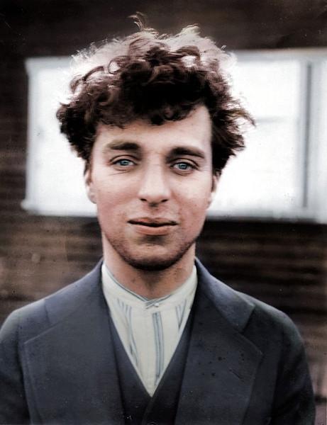 Charlie Chaplin, 1916