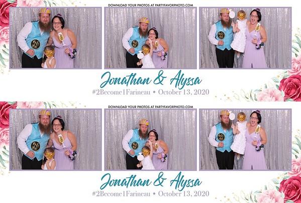 Jonathan and Alyssa