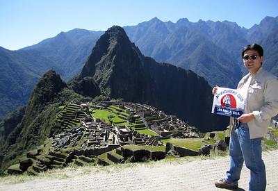2012 Machu Pichhu, Peru