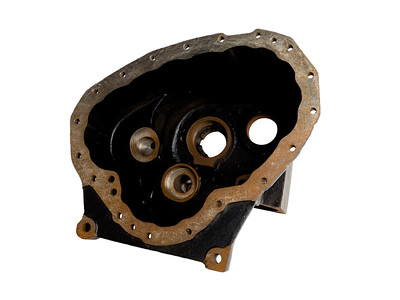 JCB REAR TRANSMISSION CASTING HOUSING 459/30377