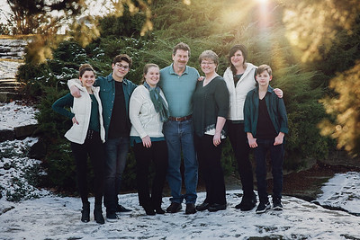 2018 12/28 Jennings Family Session