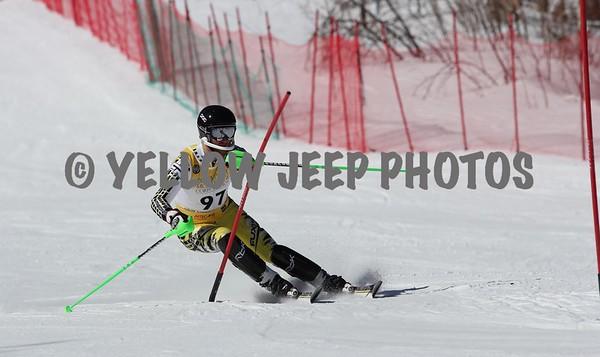 2/27/16 NE Masters Slalom on War Dance at Okemo Mountain Resort