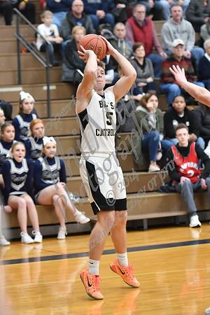 Berks Catholic vs Conrad Weiser Boys Basketball 2018 - 2019