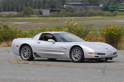 Victoria Corvette Autox