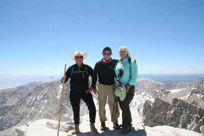 Mt Whitney Hike - 2009